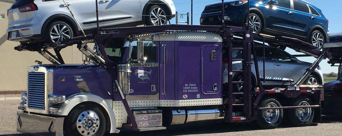 car transporters
