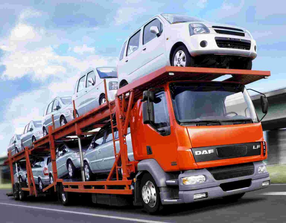 best car transport companies in india