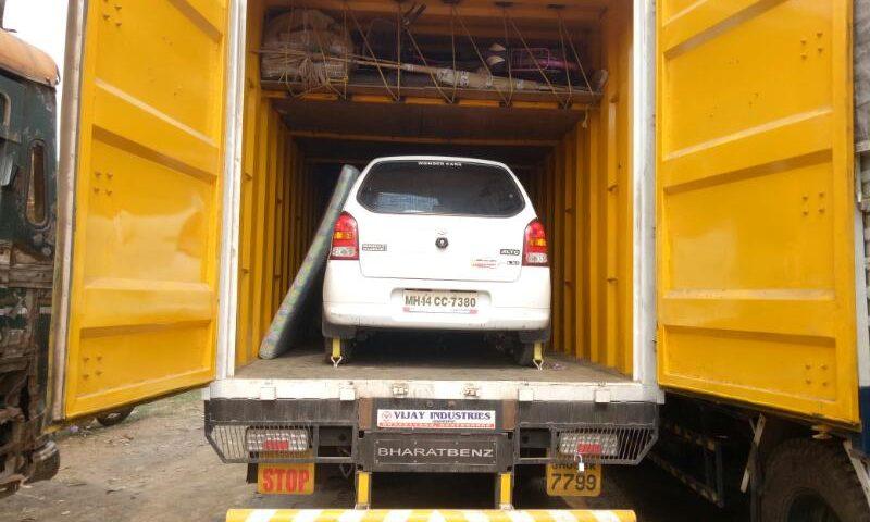 car transport in delhi